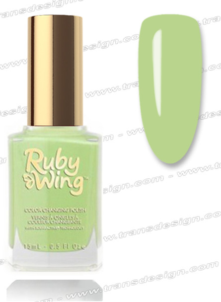 RUBY WING Nail Lacquer - Rodeo 0.5oz *