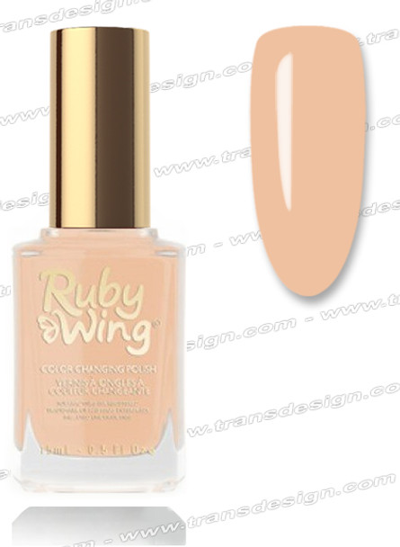 RUBY WING Nail Lacquer - Sandy Shore 0.5oz