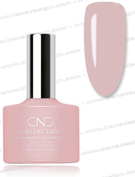 CND Shellac Luxe - Nude Knickers 0.42oz. *