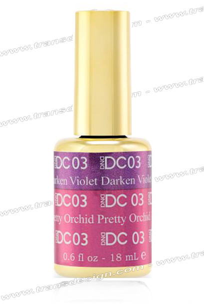 DND DC Mood Change - Darken Violet 0.6oz