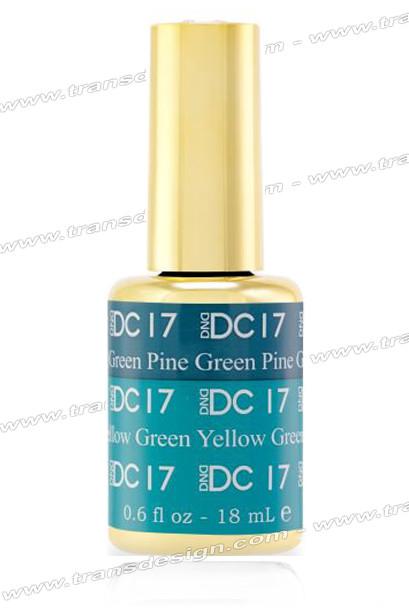 DND DC Mood Change - Green Pine Green Yellow 0.6oz