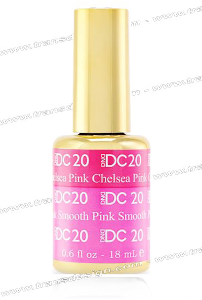 DND DC Mood Change - Chelsea Pink Smooth Pink 0.6oz