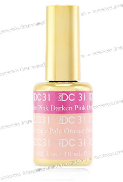 DND DC Mood Change - Darken Pink Pale Orange 0.6oz