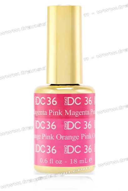 DND DC Mood Change - Mageta Pink Orange Pink 0.6oz