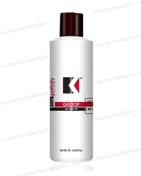 KUPA-GelFinity TopCoat Gloss 8oz