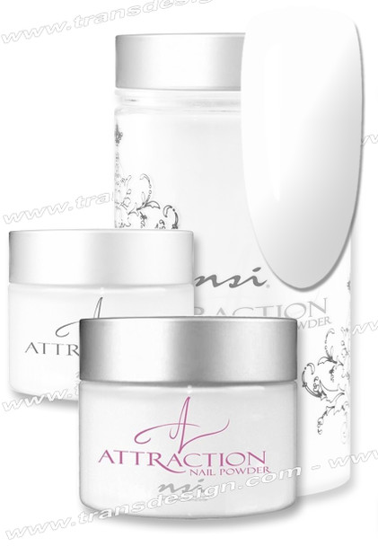 NSI Attraction Acrylic Powder Pure White