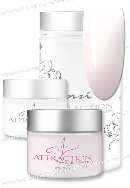 NSI Attraction Acrylic Powder Sheer Pink