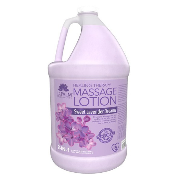 LA PALM Sweet Lavender Massage Lotion
