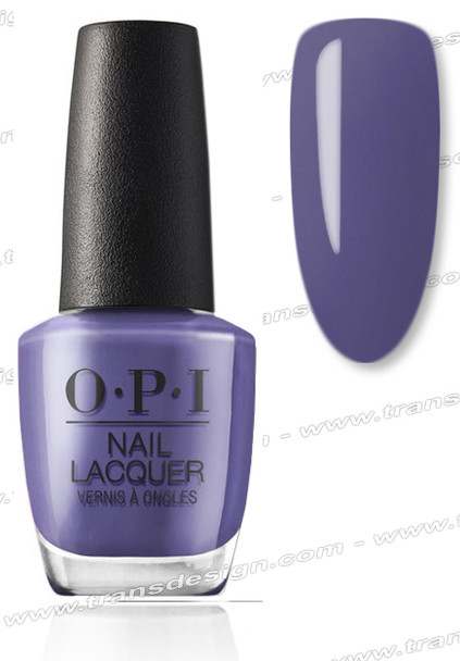 OPI Nail Lacquer - All is Berry & Bright