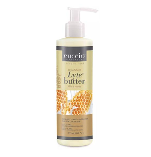 Cuccio - Lytes Butter Milk & Honey 8oz