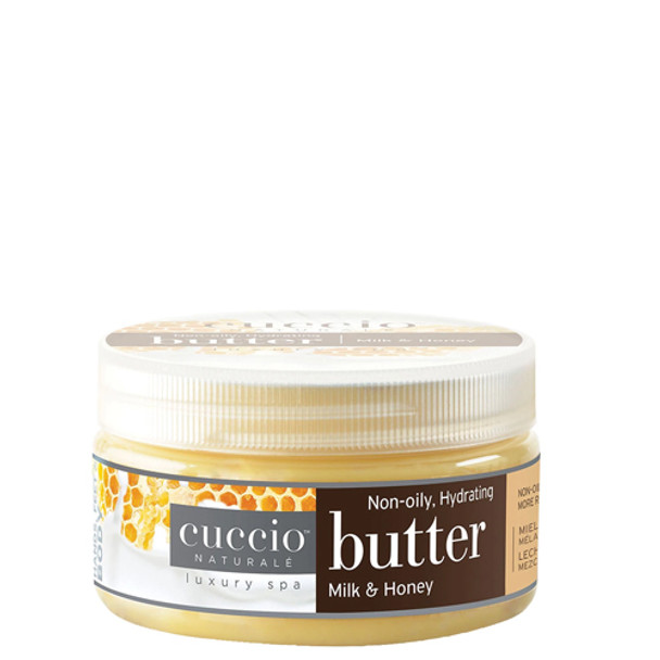 CUCCIO-Milk And Honey Butter 8oz.