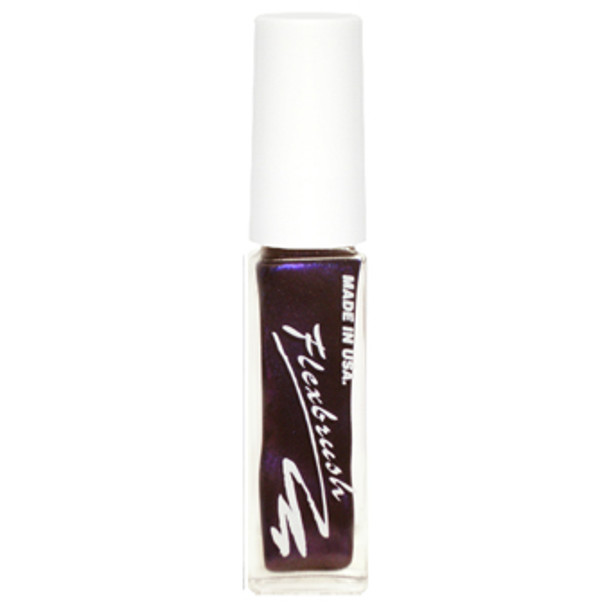 Flexbrush Lacquer Base - Pearl Purple 1/3oz