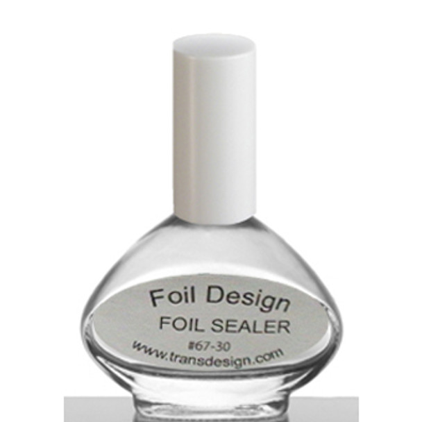 Foil Sealer/Top Coat 0.5oz