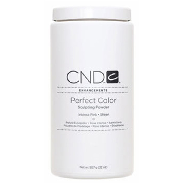 CND-Perfect Color Powder Intense Pink  32oz. (907g)