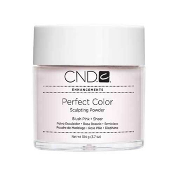 CND-Perfect Color Powder Blush Pink  3.7oz. (104g)