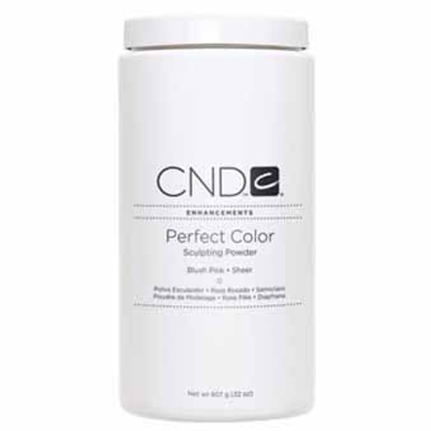 CND-Perfect Color Powder Blush Pink  32oz. (907g)