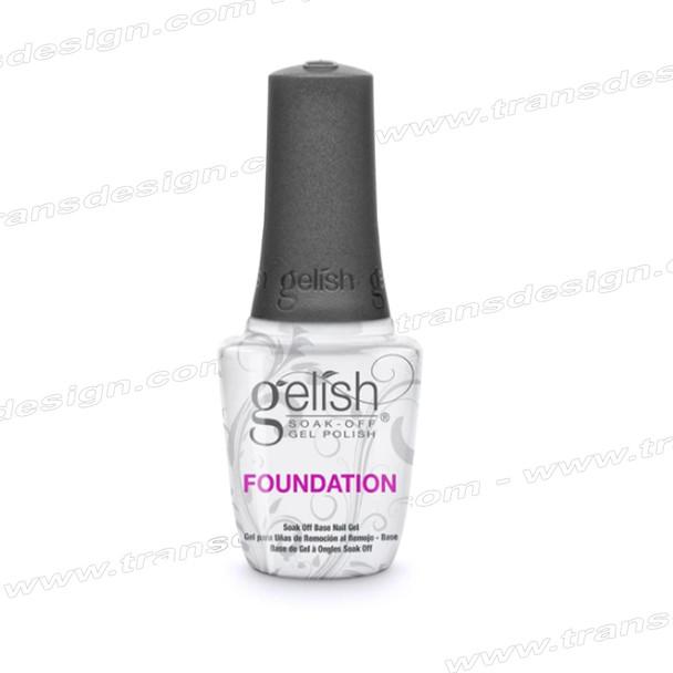 GELISH Foundation Soak-Off Base Gel 0.5oz.