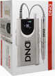 DND Rechargeable Portable nail Drill Silver