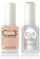 COLOR CLUB GEL DOU PACK -  Barely There