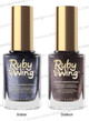 RUBY WING Nail Lacquer - Relaxed Fit 0.5oz