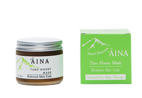 Aina Hawaiian Taro Honey Mask