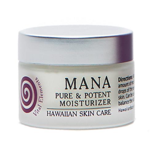 Mana Hawaiian Skincare Moisturizer