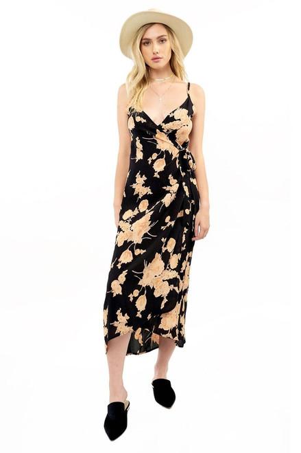 Halsey Midi dress