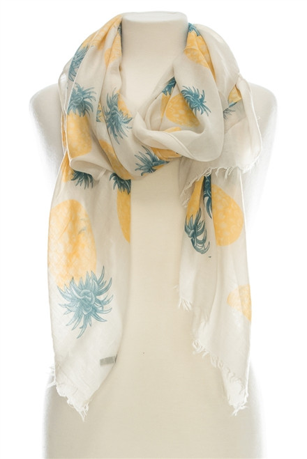 Pineapple Scarf