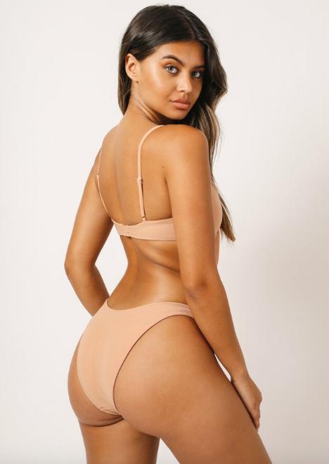 Shelby bottom in Honey Mesh
