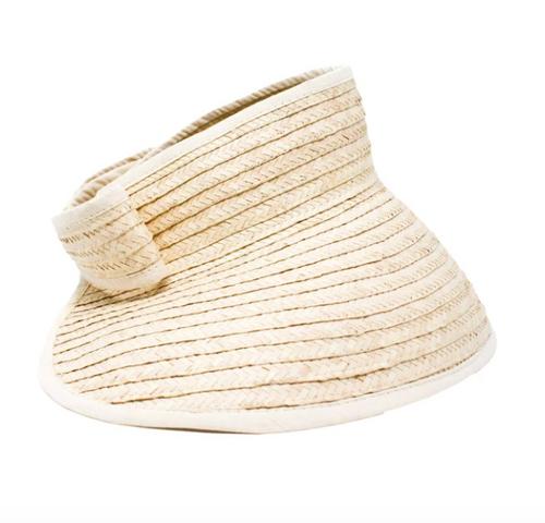 Palm Floppy Sun Visor Hat
