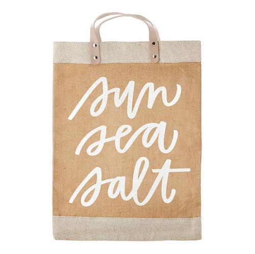 Sun Sea Salt Market Tote