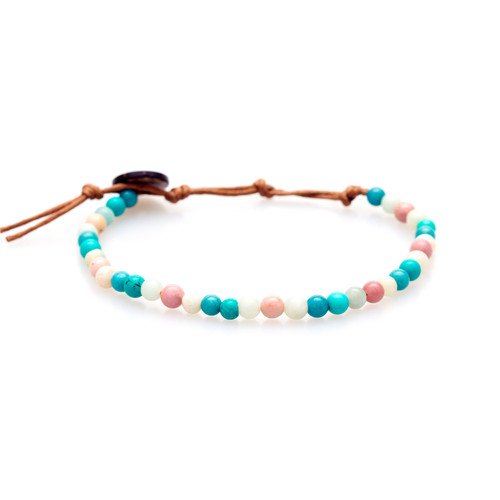 Inspiration + Inner Peace Healing Bracelet