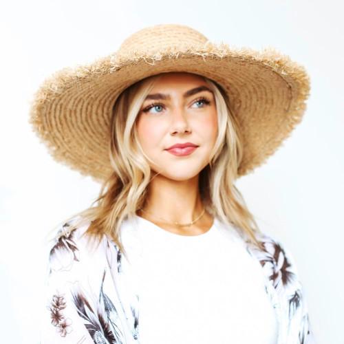 Newport Wide Brim Beach Hat