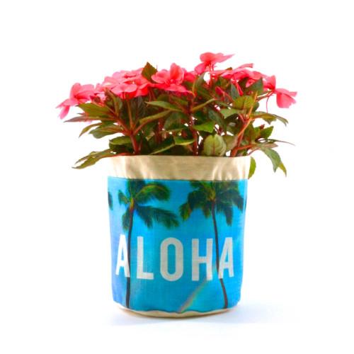 Aloha Rainbow Plant Pouch