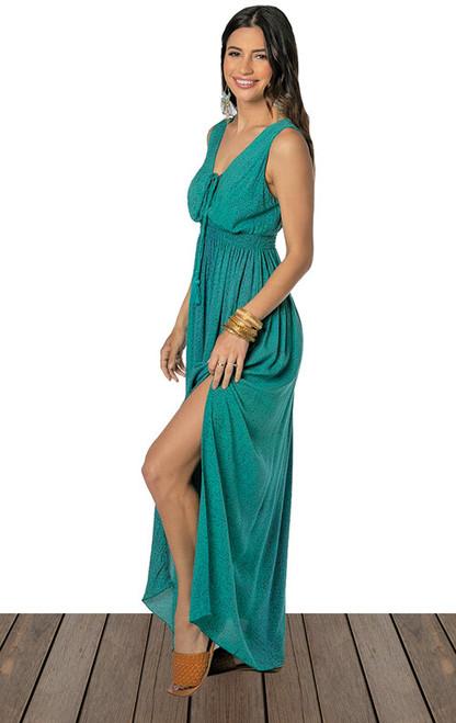 Dress Kassi in TD Sand Green