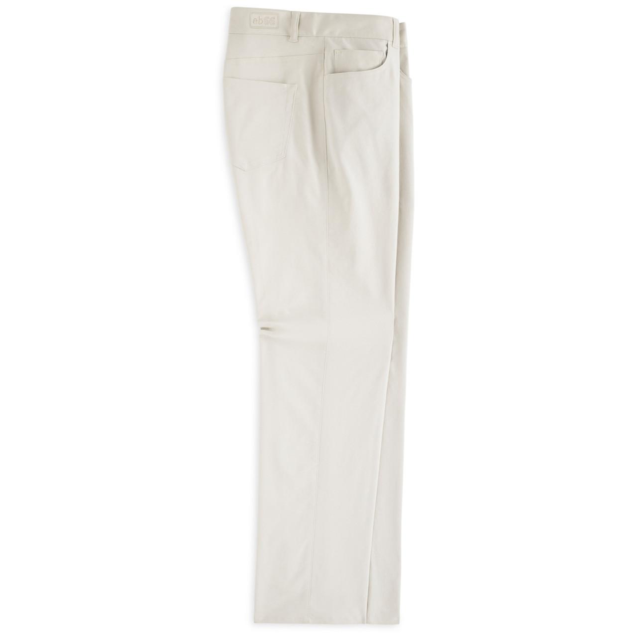 bbaa7a061d9b8d Peter Millar EB66 Performance 5 Pocket Pant - Stone - Nowells Clothiers