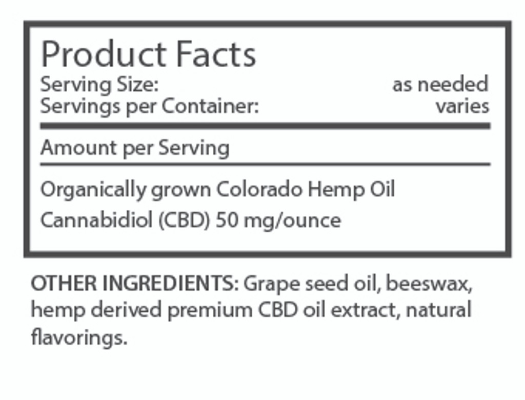 Product Fact Sheet