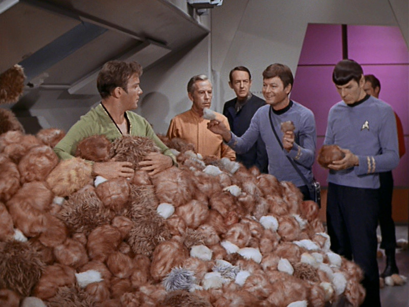 The Trouble with Tribbles…
