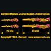 ACFX028 Medium & Large Maggot & Slime Stream