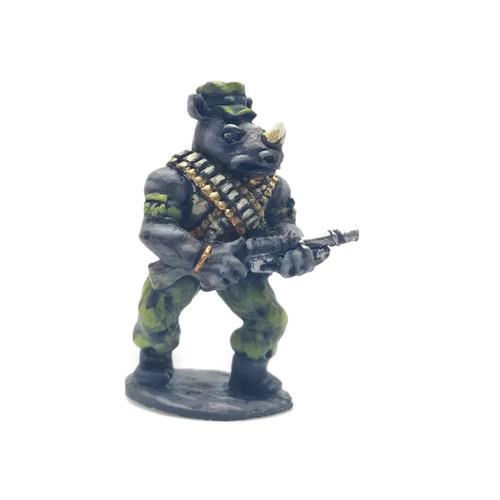 LLSF401 Rhino Commando - Front