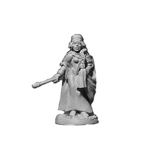 LL03071A Priestess w/ Mace