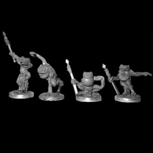 LL04010 Frogmen Warriors (4)