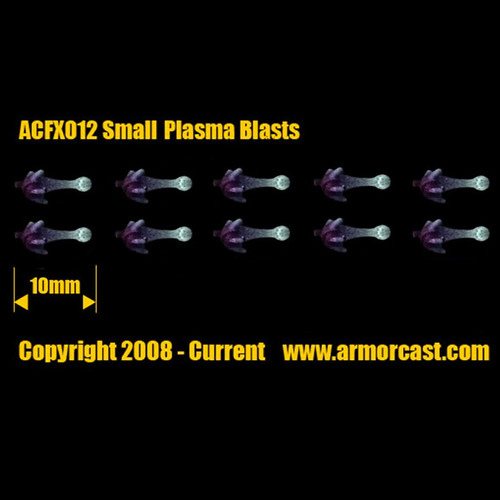 ACFX012 Small Plasma Blasts (10 pcs)
