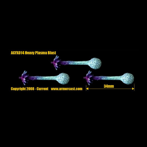 ACFX014 Heavy Plasma Blast (3 pcs)