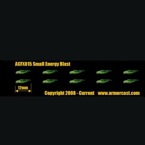 ACFX015 Small Energy Blast (10 pcs)