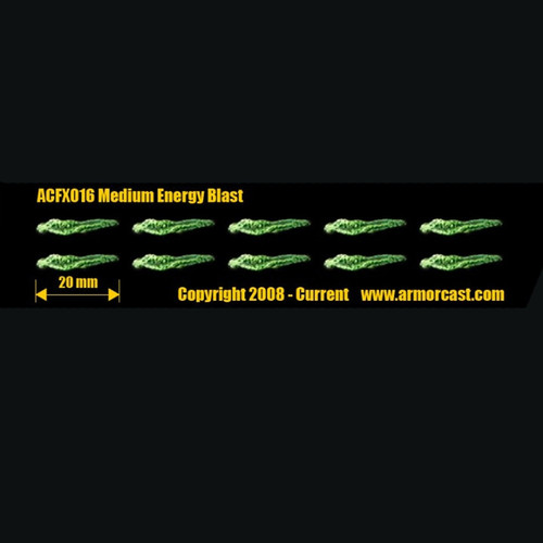 ACFX016 Medium Energy Blast (10 pcs)