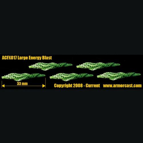 ACFX017 Large Energy Blast (5 pcs)