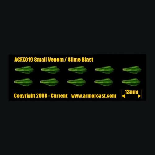ACFX019 Small Venom / Slime Blast (10 pcs)