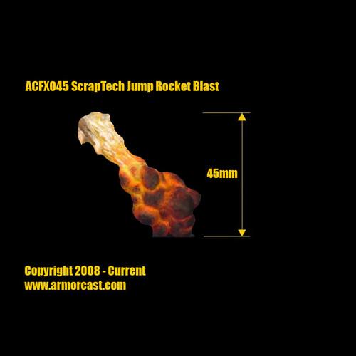 ACFX045 ScrapTech Jump Rocket Blast