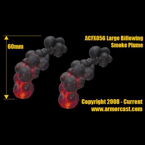 ACFX056 Large Billowing Smoke Plume (2pcs)